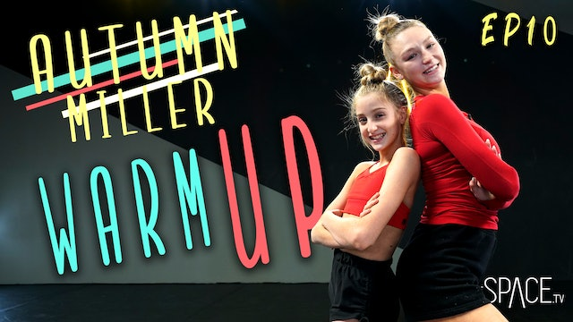 "NEW! ""Warm Up Techniques"" / Autumn Miller - Ep10"