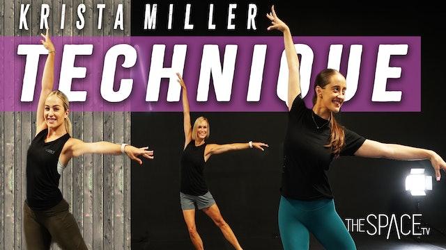 Krista Miller - Technique