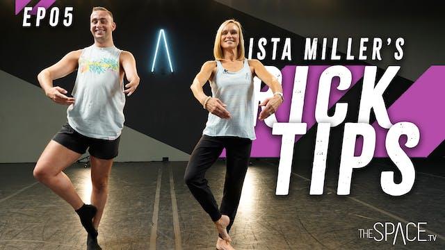 "Trick Tips Ep05: ""Turns"" / Krista Miller"