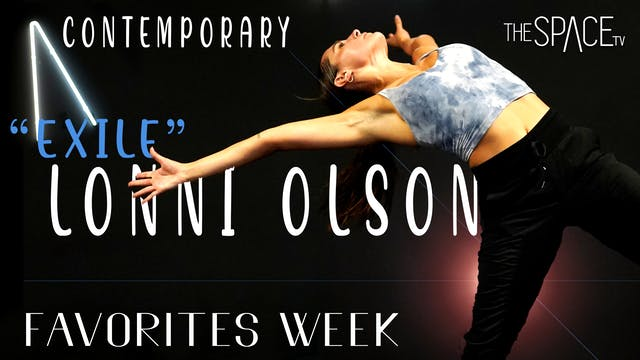 """Favorites Week! Contemporary """"Exile"""" ..."""