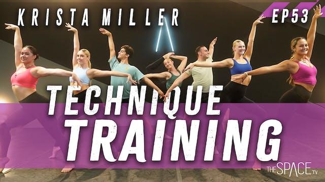 """NEW! Technique: """"Training"""" / Krista M..."""