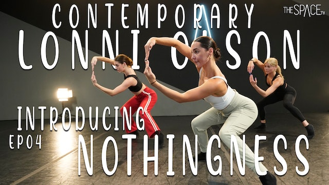 """Contemporary """" Nothingness"""" / Lonni Olsen - Ep04"""