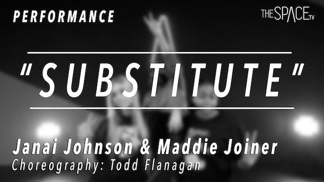 PERFORMANCE: Maddie and Janai / TikTo...