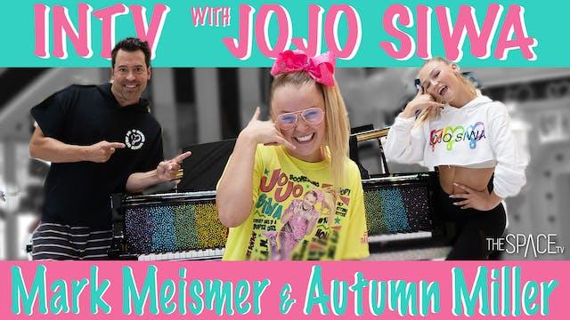 NEW! Interview with JoJo Siwa / Mark ...
