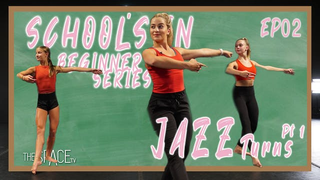 School's In: Jazz Turns Part 1 - Ep02