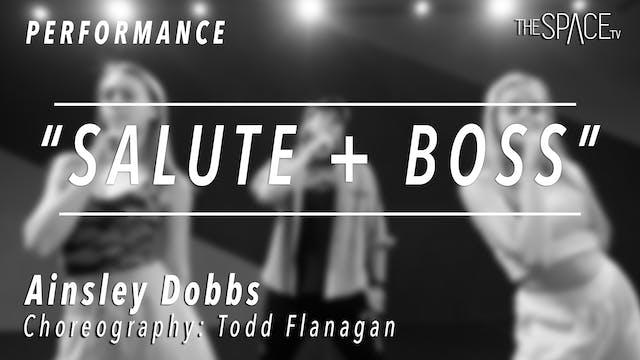 PERFORMANCE: Ainsley Dobbs / TikTok T...