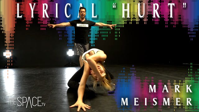 "Lyrical ""Hurt"" with Mark Meismer"