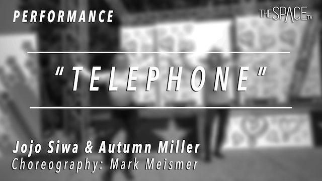 """PERFORMANCE: Autumn and JoJo Siwa / Jazz """"Telephone"""" by Mark Meismer"""