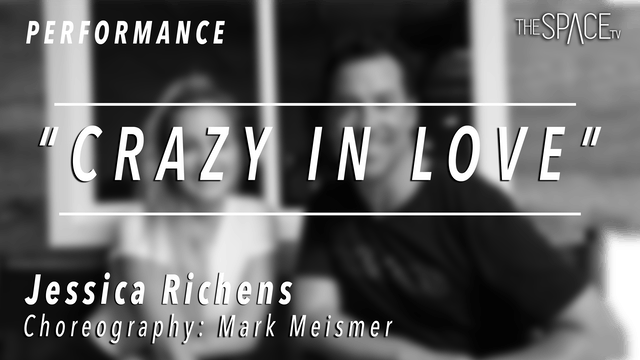 "PERFORMANCE: Jessica Richens / Jazz ""Crazy in Love"" by Mark Meismer"