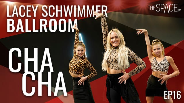 "NEW! Ballroom: ""Cha Cha"" / Lacey Schw..."