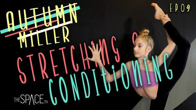 "NEW! ""Stretching & Conditioning"" / Au..."