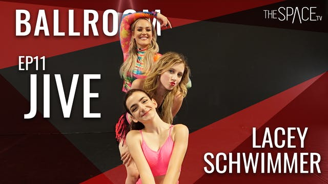 """NEW! Ballroom: """"Jive"""" / Lacey Schwimmer - Ep11"""