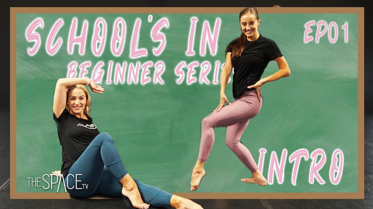 "Schools In: ""Beginner Jazz"" / Jess & Lex - Ep01"