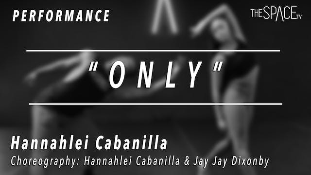 "PERFORMANCE: Hannahlei / Jazz ""Only"" ..."