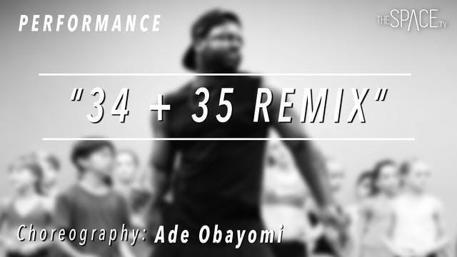 PERFORMANCE: Ade Obayomi / Jazz Funk ...