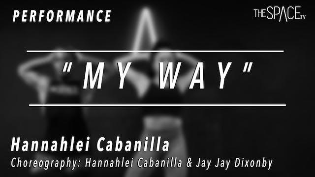 PERFORMANCE: Hannahlei Cabanilla / Ja...