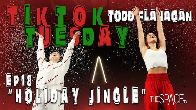 "TikTok Tuesday: ""Holiday Jingle"" / To..."