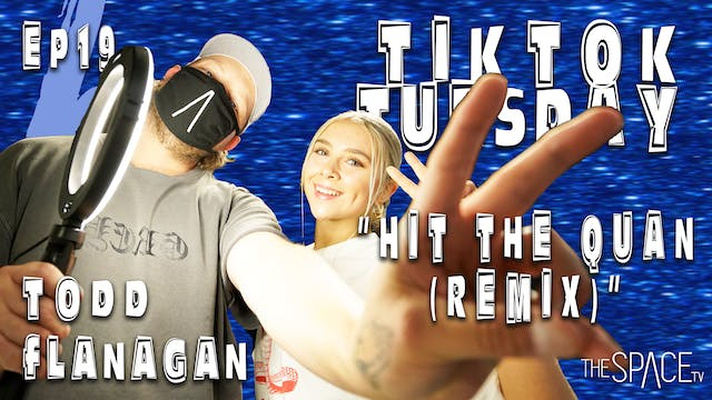 "TikTok Tuesday ""Hit the Quan Remix"" /..."