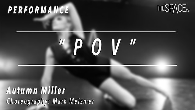 "PERFORMANCE: Autumn Miller / Lyrical ""Nia Amber's POV"" by Mark Meismer"