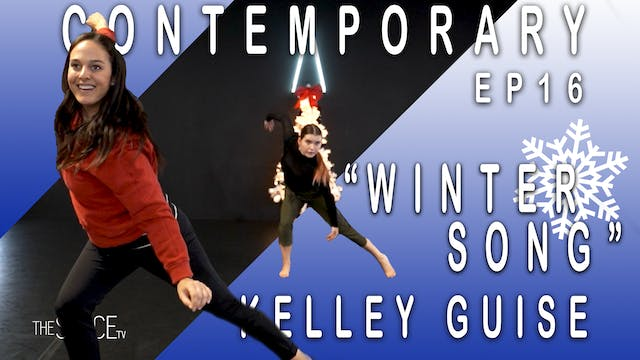 "Contemporary: ""Winter Song"" / Kelley ..."