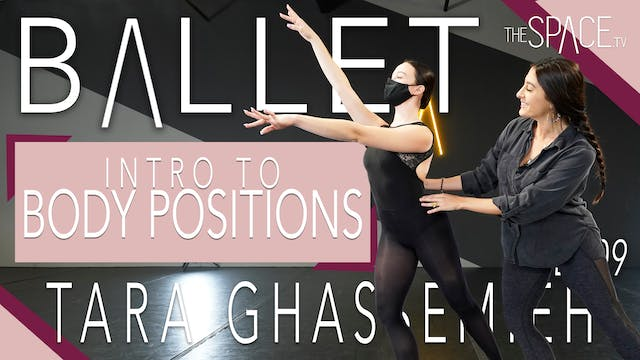 "NEW! Ballet: ""Intro to Body Positions..."