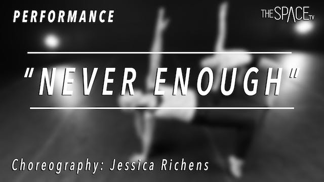 PERFORMANCE: Jessica Richens / Jess &...