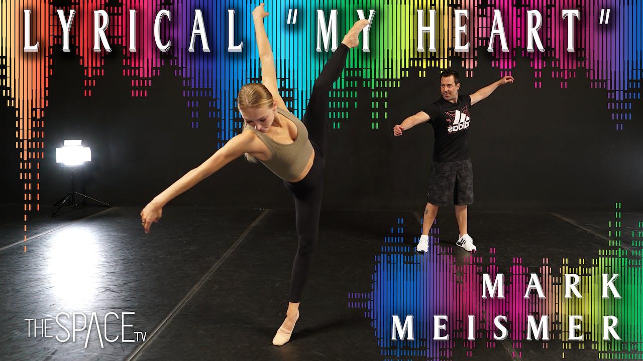 "Lyrical: ""Tell it to my Heart"" / Mark Meismer"