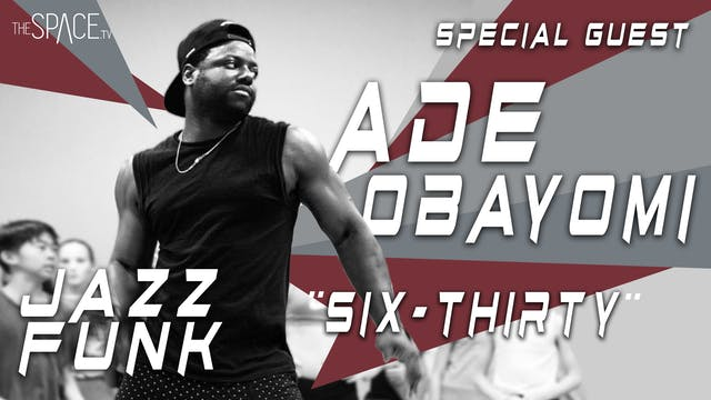"Jazz Funk ""34+35 Remix"" / Ade Obayomi..."