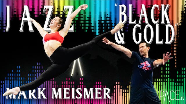 """NEW! Jazz: """"Black and Gold"""" / Mark Me..."""