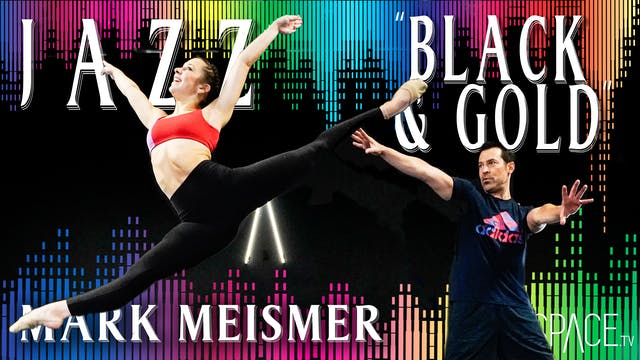 "Jazz: ""Black and Gold"" / Mark Meismer"