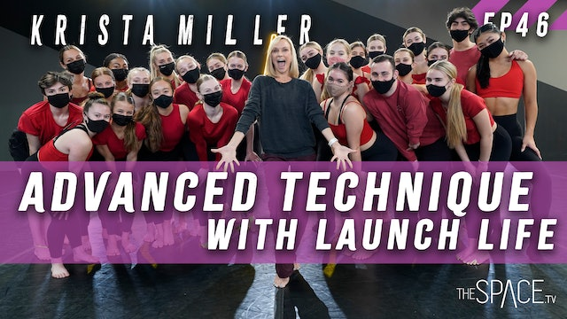 "Technique: ""Exclusive Launch Life Class"" / Krista Miller - Ep46"