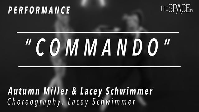 PERFORMANCE: Autumn Miller and Lacey ...