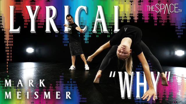 "Lyrical: ""Why""/ Mark Meismer"
