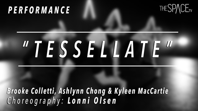 PERFORMANCE: Brooke, Ashlynn and Kyleen /  Contemporary by Tessandra Chavez