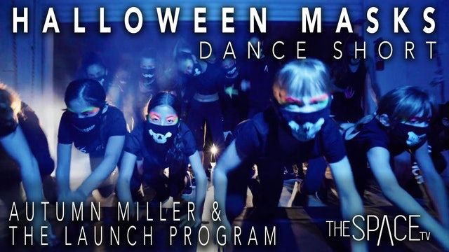 """Dance Short: """"Halloween Masks"""" - Free Content"""
