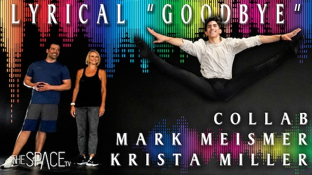 "NEW! Collab: Krista Miller's Technique & Mark Meismer's ""Lover"" Lyrical"