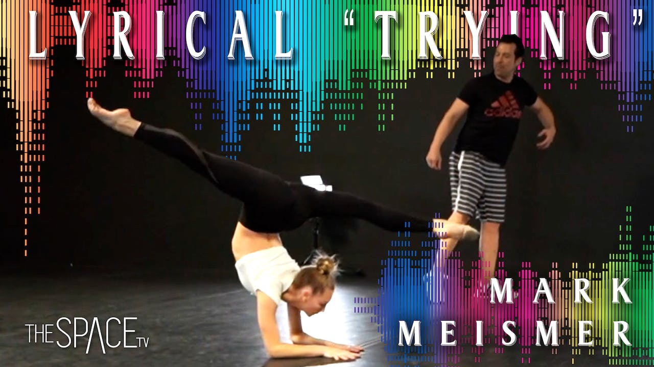 "Lyrical ""Trying"" with Mark Meismer"