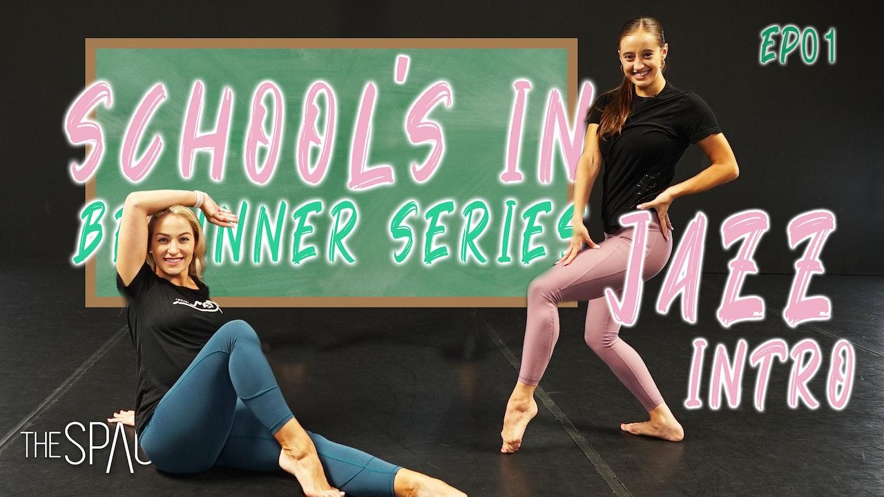 """Schools In: """"Intro to Jazz"""" Beginner Series"""