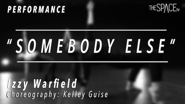 PERFORMANCE: Izzy Warfield / Contempo...