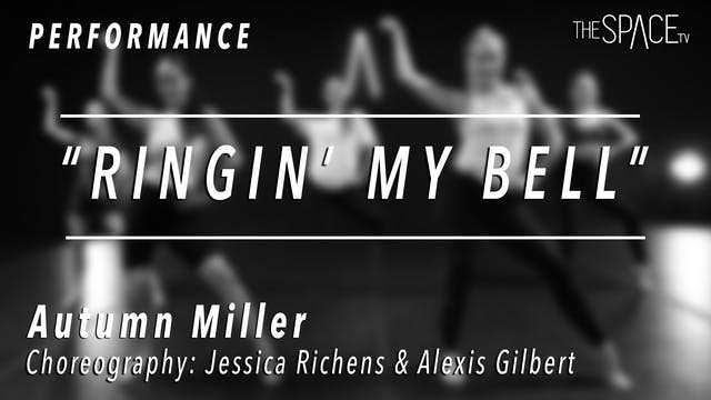 "PERFORMANCE: Autumn Miller / Jazz ""Ri..."