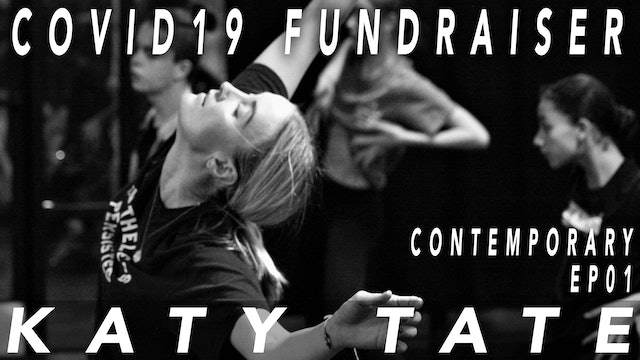 Covid19 Fundraiser: Contemporary with Katy Tate