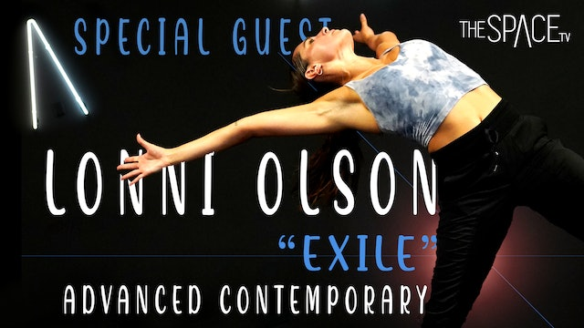 """Contemporary: """"Exile"""" Special Guest Lonni Olsen"""