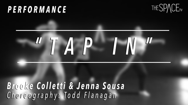 """PERFORMANCE: Jenna and Brooke / TikTok Tuesday """"Tap In"""" by Todd Flanagan"""