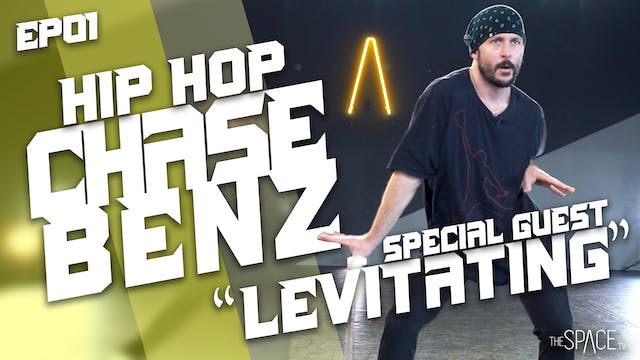 "NEW! Hip Hop: ""Levitating"" / Chase Be..."