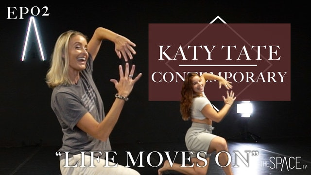 "Contemporary: ""Life Moves On"" / Katy Tate"