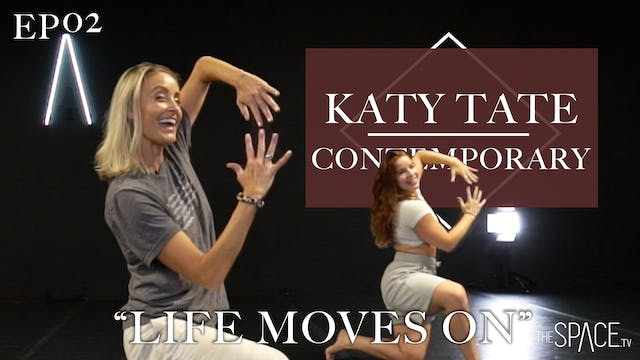 "Contemporary: ""Life Moves On"" / Katy ..."