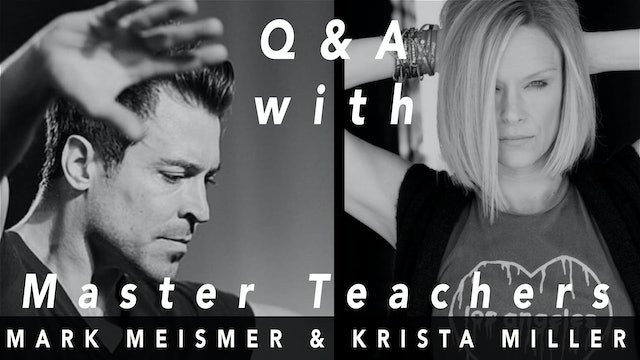 Q & A with Krista Miller & Mark Meismer
