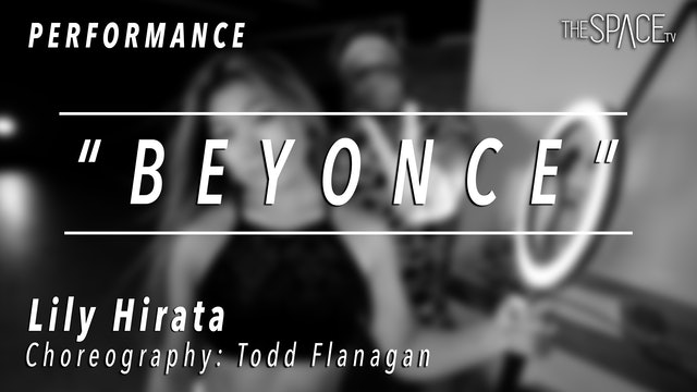 "PERFORMANCE: Lily Hirata / TikTok Tuesday ""Crazy in Love"" by Todd Flanagan"