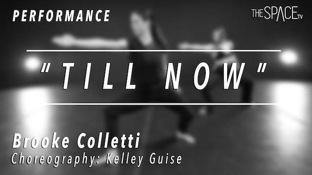 PERFORMANCE: Brooke Colletti / Contem...