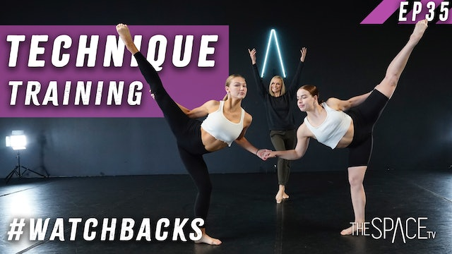 "NEW! Technique Training ""#Watchbacks"" / Krista Miller - Ep35"